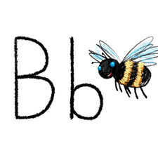 Meet the Letter B