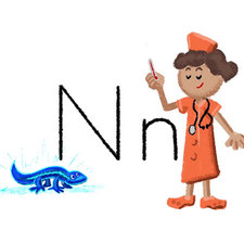 Meet the Letter N