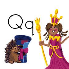 Meet the Letter Q