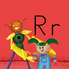 Meet the Letter R